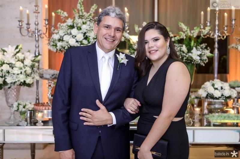 Tobias e Julia Barreto