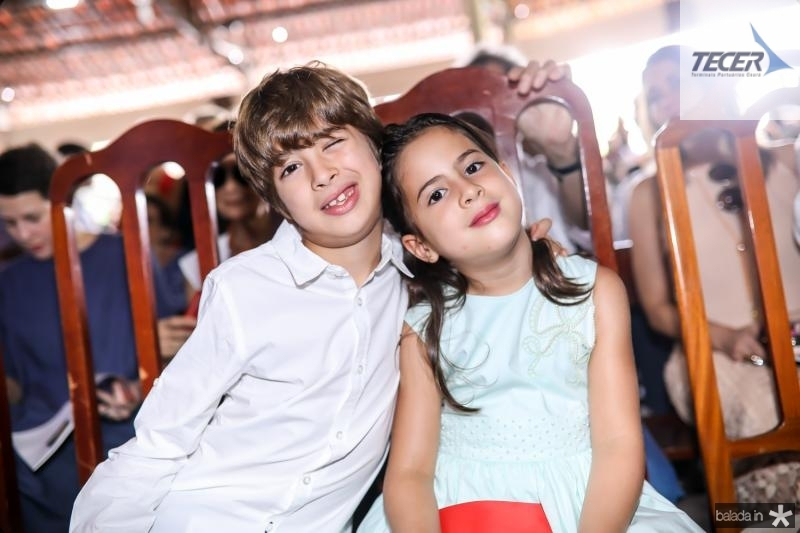 Pedro e Luisa Santana
