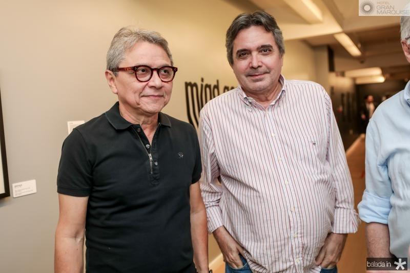 Fernando Costa e Totonho Laprovitera