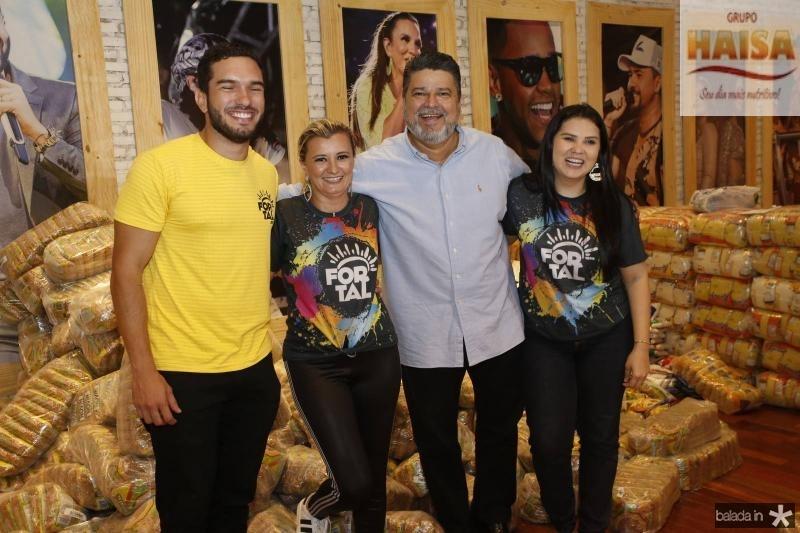 Kayke Maia, Sandra Bezerra, Colombo Cialdini e Flavia Martins 2