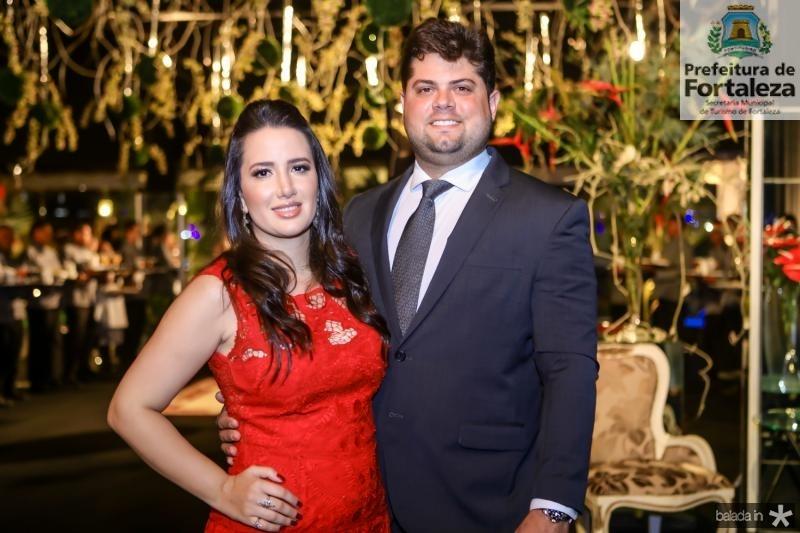 Gabriela e Pedro Garcia