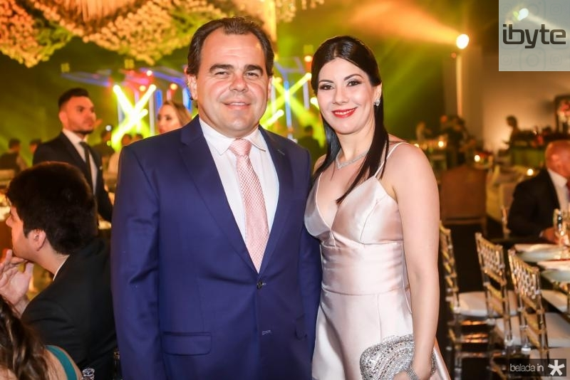 Gentil e Lia Linhares
