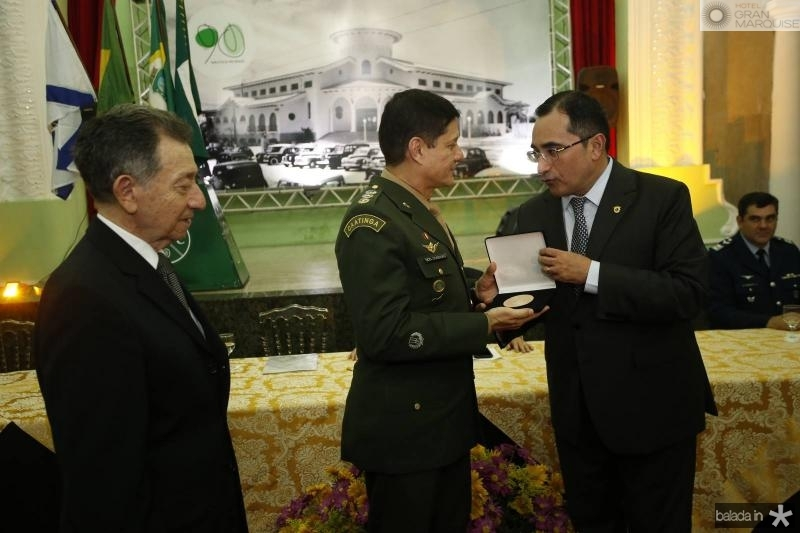 General Joao Souza, Coronel Jose Cordeiro e Jardson Cruz 1