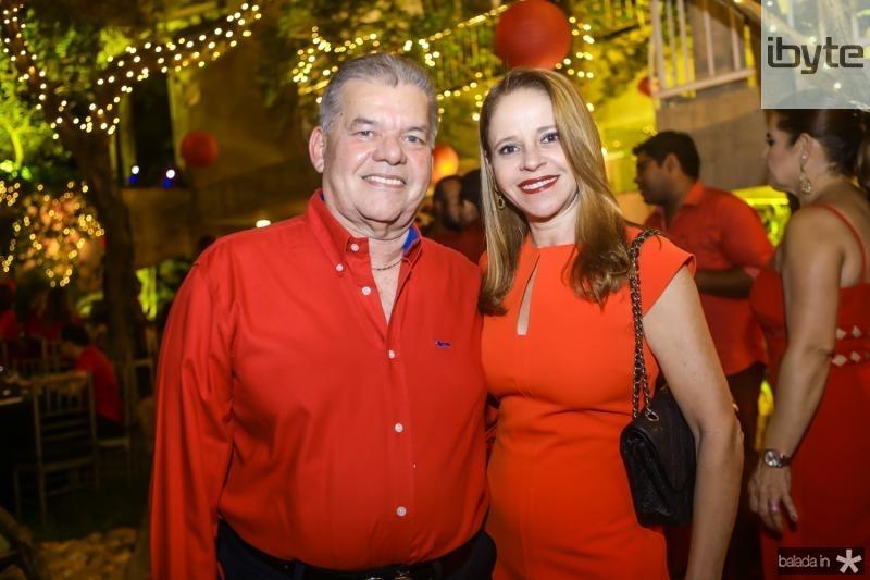 Carlos e Claudiane Juaçaba
