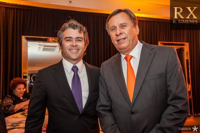 Ronaldo Barbosa e José Simões