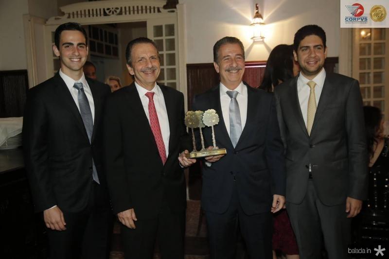 Emilio Neto, Pedro, Emilio e Pedro Ary