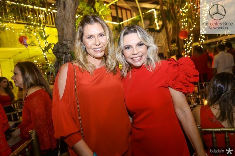 Alessandra Fontes e Lilian Porto