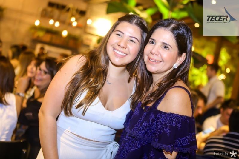 Maria Clara e Maria Lucia Negrao