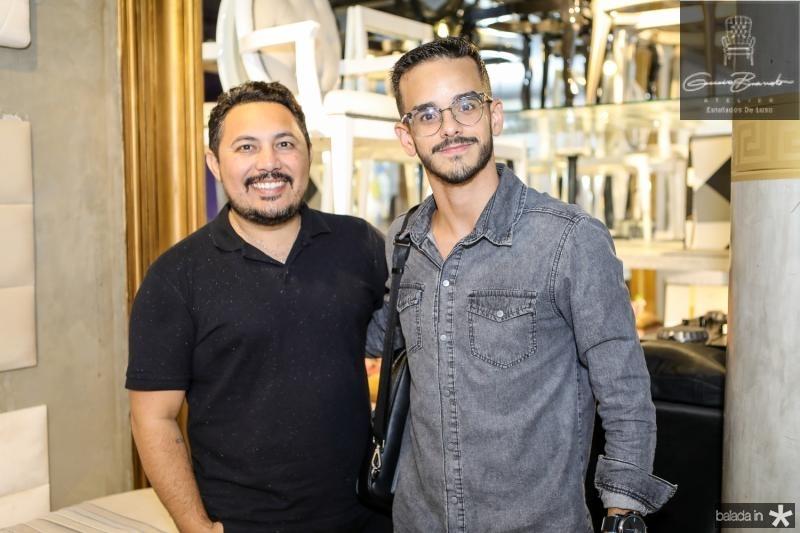 Marcilio Sousa e Gustavo Augusto