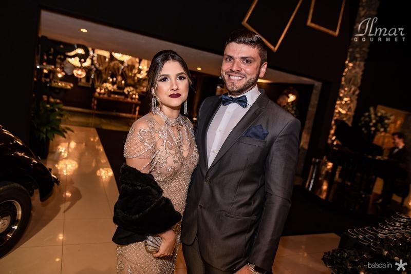 Raquel Rodrigues e Fernando Rodrigues