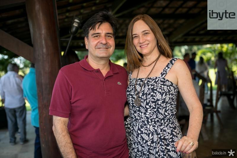 Fernando e Cristina Façanha