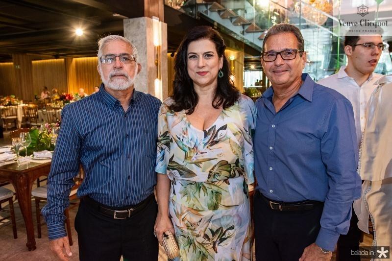 General Manoel Theofilo, Sandra Gomes de Matos e General Gomes de Matos