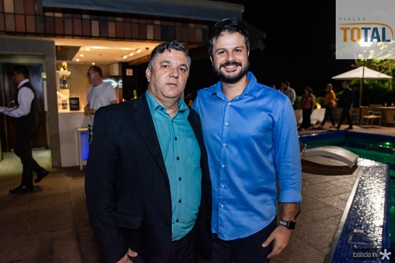 Paulo Cesar e Andre The