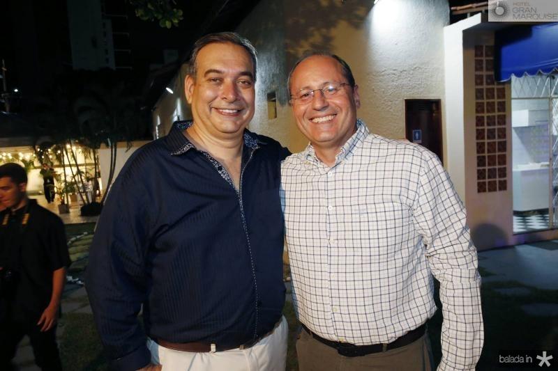 Madson Cardoso e Rodrigo Almeida