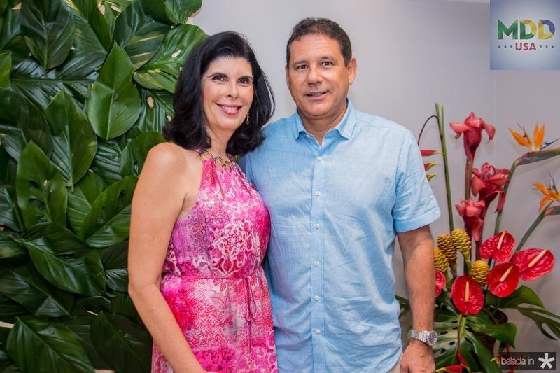 Rosanne e Marcus Medeiros