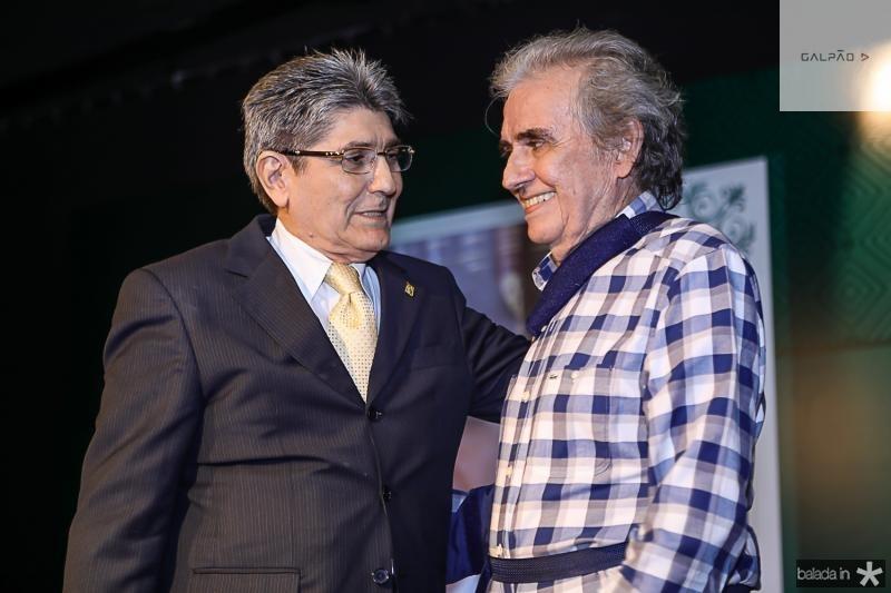 Jose Augusto Bezerra e Lucio Brasileiro