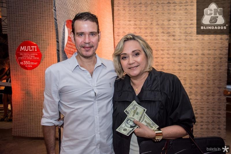 Sergio e Cecilia Nobrega