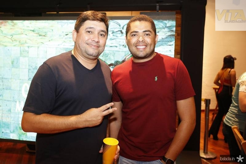 Renato Barbosa e Clayton Maia