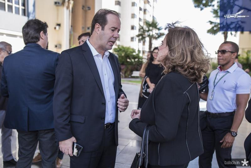 Cesar Ribeiro e Roseane Medeiros
