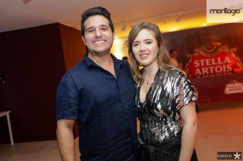 Pedro Gurjao e Isabella Rebouças