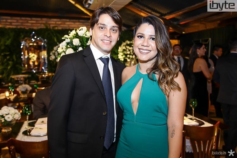 Iure e Carol Barbosa