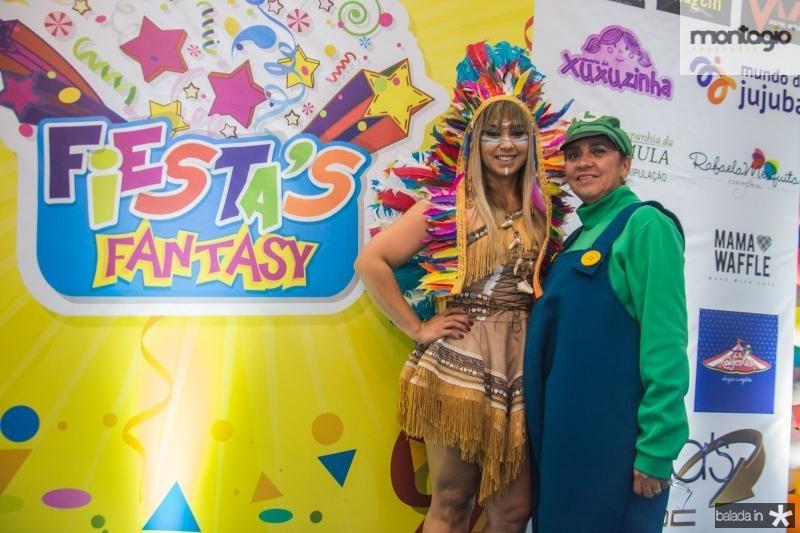 Luciana e Paula Atahyde