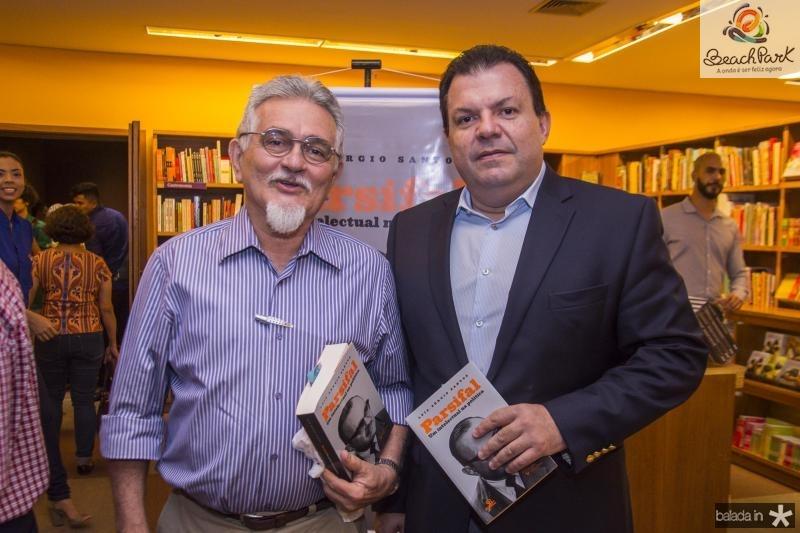 Galba Gomes e Fernando Ferrer