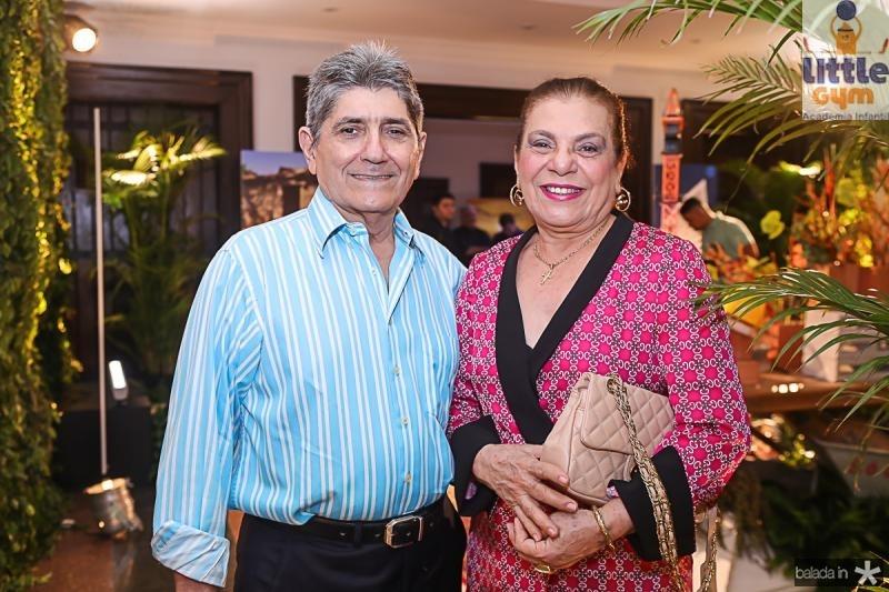 Augusto e Bernadete Bezerra