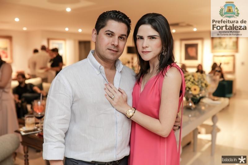 Pompeu e Marilia Vasconcelos