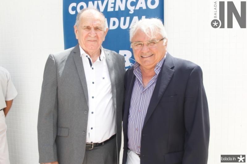 Francini Guedes e Idemar Cito
