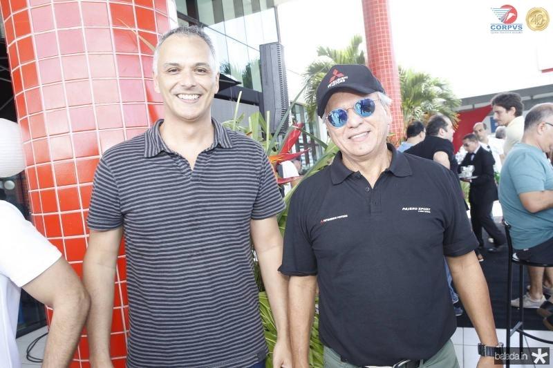 Alessandro Maia e Ricardo Rolim