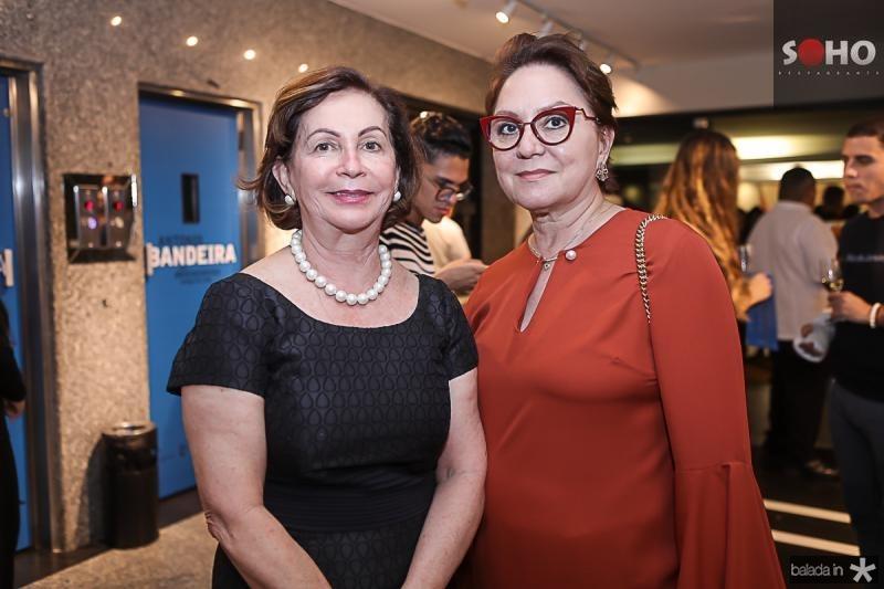 Fatima Veras e Paula Frota