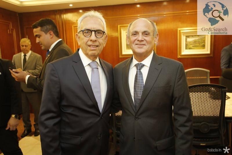 Paulo Ponte e Gladyson Pontes