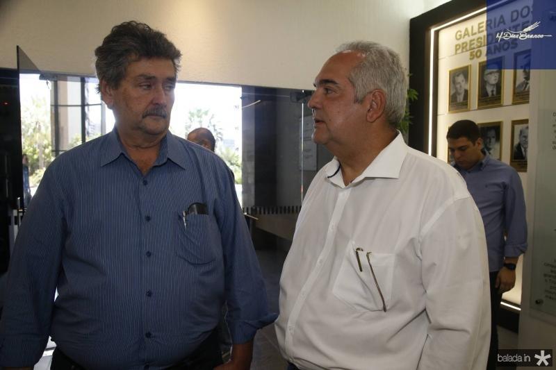Jose Nogueira e Eduardo Silveira