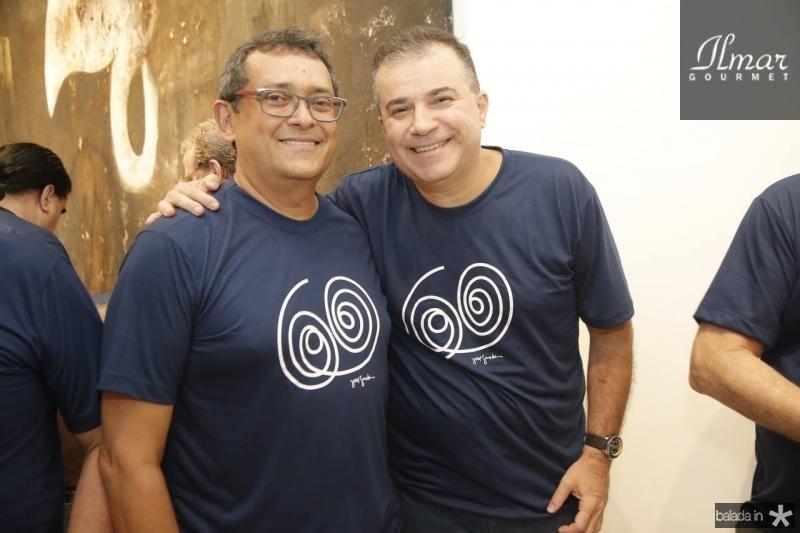 Jose Guedes e Ricardo Bezerra