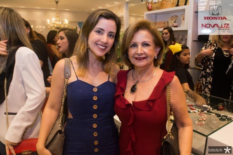 Juliana Moreira e Norma Brasil