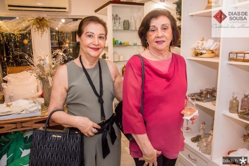 Vania Aldgueri e Fatima Pinheiro