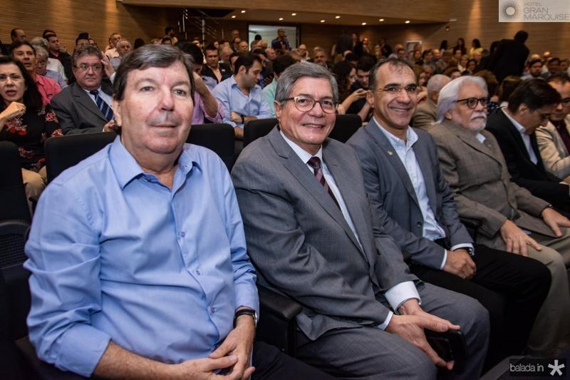 Heitor Studart, Mario Lima e Eduardo Neves