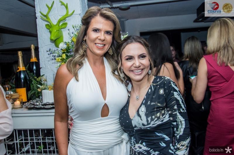 Alexandra Pinto e Adriana Queiroz