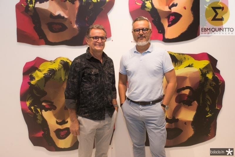Joao Almeida e Eugenio Mendonca