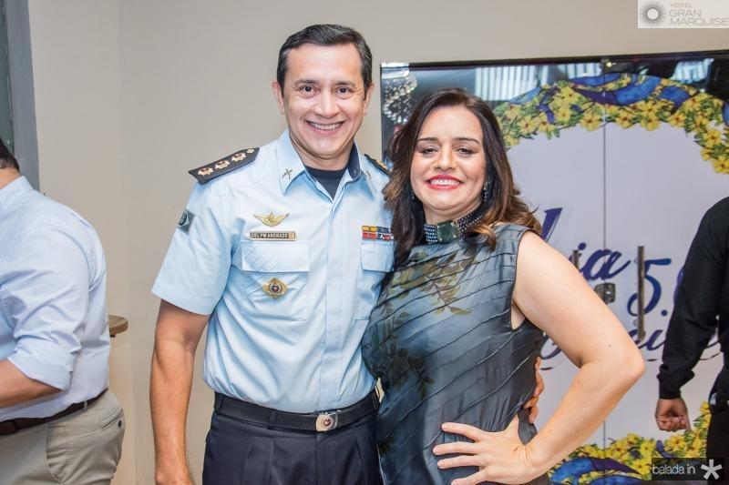 Andrade Mendonca e Lia Freire