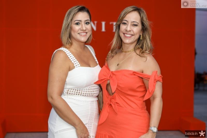 Andrea Coelho e Leticia Macedo