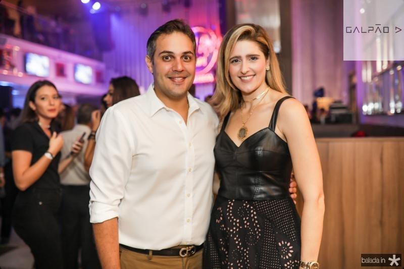 Bruno e Rebeca Bastos