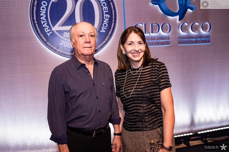 Jose e Beatriz Brandao