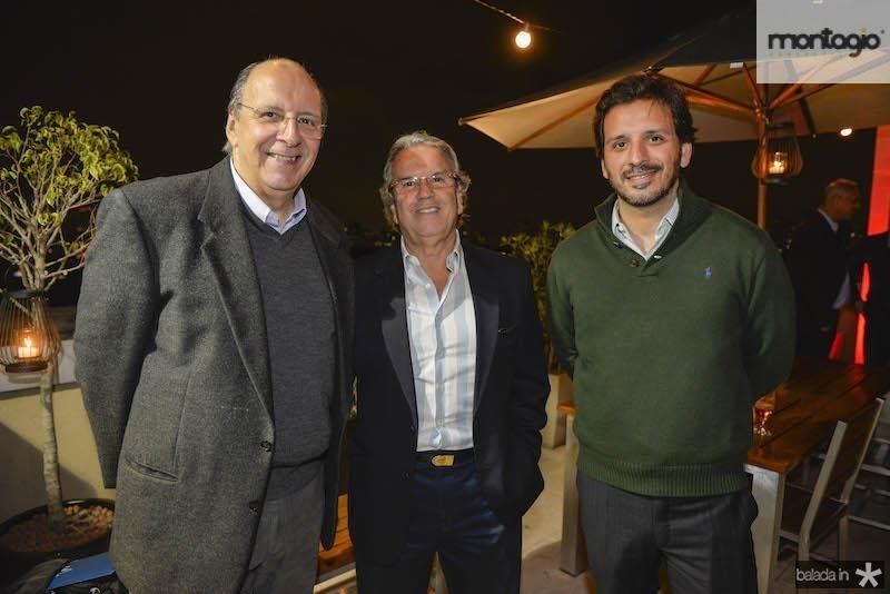 Carlos Eduardo Toro, Dalton Carrijo e Jose? Toro