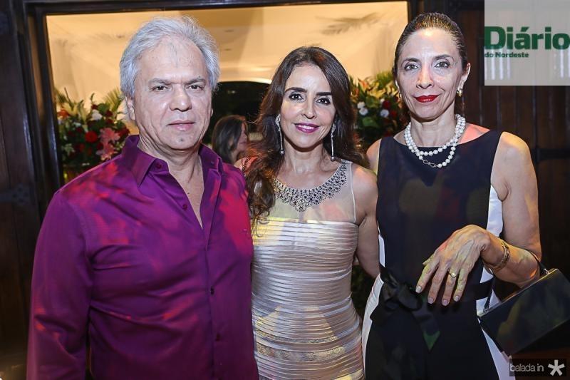 Ricardo e Denise Rolim, Clara Bezerra