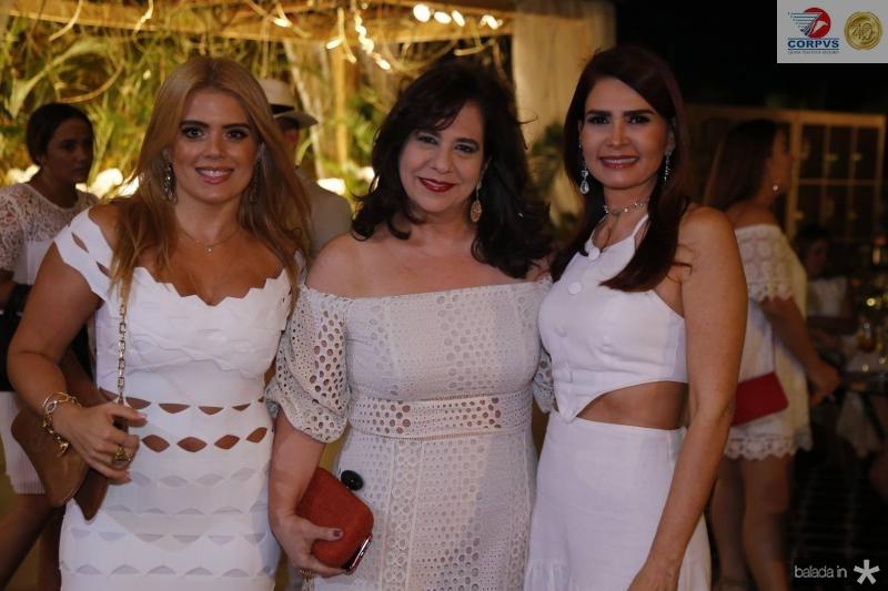 Leticia Studart, Martinha Assuncao e Lorena Pouchain 1