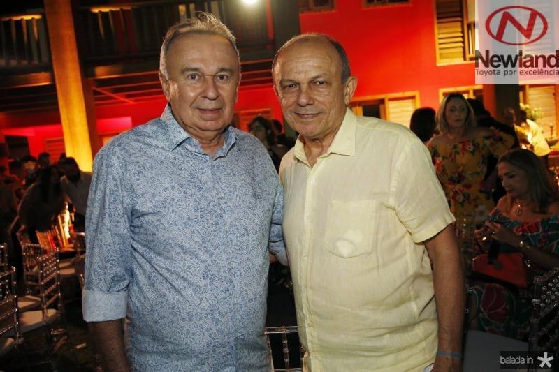 Bosco e Honorio Pinheiro