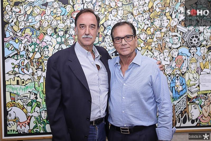 Armando Abreu e Beto Studart