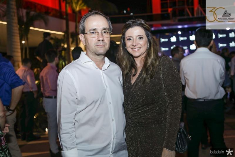 Sergio Resende e Emilia Buarque